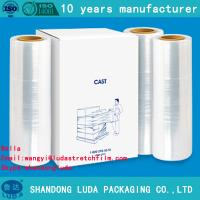 Wholesale China factory PE strech film shrink wrap stretch film from china suppliers