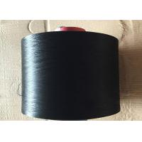 Wholesale Black 100D / 144F SD DTY Polyester Yarn Filament Elastic Feature AA Grade from china suppliers