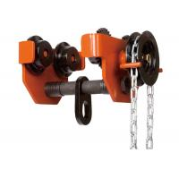 Wholesale TP Lifting Beam Trolley push trolley hoist For Factory Warehouse from china suppliers