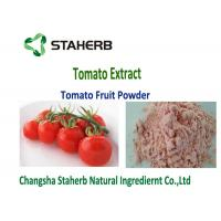 China Spray Dried Tomato Dehydrated Fruit Powder Organic Good Water Souble Food Grade on sale
