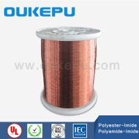 Wholesale PEI class180 enameled aluminum wire from china suppliers