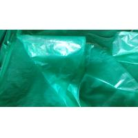 Wholesale Green/Green PE Tarpaulin ,waterproof PE tarpaulin,Light Green plastic tarpaulin with good quality from china suppliers