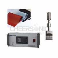 Wholesale Multi Function Raw Rubber Cutting Machine With Ultrasonic Cutting Tool  from china suppliers