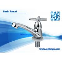 Wholesale Bathroom Vanity Faucets Contemporary Single Handle For Washing from china suppliers