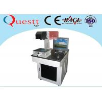 Wholesale 10W CO2 Laser Marking Machine for Plastic Leather Fabric Air cooled from china suppliers