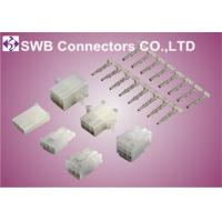 Buy cheap OEM LED Moniter Wire to Wire Connector 1.58mm Pitch , Electrical Wire Connectors from wholesalers