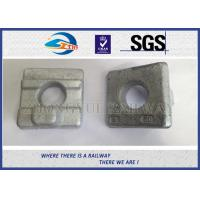 Wholesale Railroad Fsatener Crane Rail Clips For North Africa , K Type KPO MTH Railway Clip from china suppliers