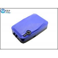 Wholesale AC / DC Silence Aquarium Air Pump With Ultra-long Standby Time High Pressure from china suppliers