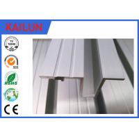 Wholesale Otis 55 Mm Elevator Aluminum Saddle Threshold , Single - Groove Aluminium Sill Profiles from china suppliers