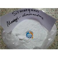 Wholesale Bucking and Cutting Masteron Steroid Superdrol Methasterone Methyl-drostanolone CAS 3381-88-2 For Muscle Building from china suppliers