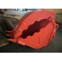 Wholesale Excavator Grapple Hydraulic Bucket Thumb Grapple With Grating Bucket from china suppliers