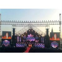 Wholesale P6 Outdoor LED Video Board High Definition , Stage Background LED Screen from china suppliers