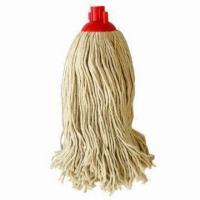 China Mop Head/Daily Cleaning Item, Made of Cotton Yarn on sale