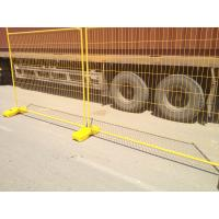 Wholesale AU temporary fence from china suppliers