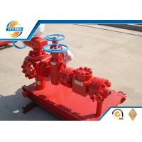 Wholesale Stainless Steel Well Control Equipment Choke And Kill Manifold / Drilling Rig Tools from china suppliers
