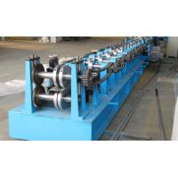 Quality Automatic C Z Purlin Roll Forming Machine 17 Rollers with PLC Control for sale