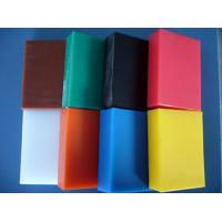 Wholesale Industrial Engineering UHMWPE Sheet , Food Industry UHMWPE Plate from china suppliers