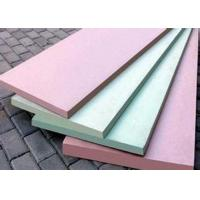 Wholesale Customized Waterproof Rigid XPS Insulation Board / Thick Extruded Polystyrene Foam Sheets from china suppliers