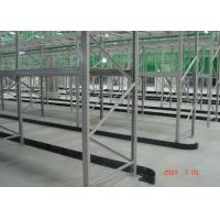 Wholesale Heavy Duty Narrow Aisle Pallet Racking Steel Storage Racks For Warehouse from china suppliers