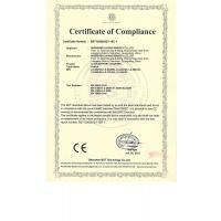 Shenzhen Lixiang Energy Co., Ltd Certifications