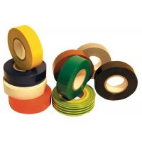 Buy cheap Heat resistant PVC Electrical Insulation Tape For Protection Purpose from wholesalers