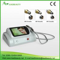 China Hot!! 2016 Fractional Microneedle rf skin tightening face lifting machines on sale