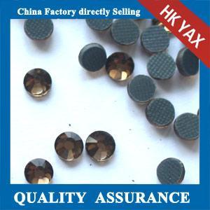 Quality W0820 crystal stone hot fix,hot fix dmc crystal stone,dmc hot fix crystal stone for sale