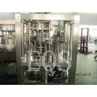 Wholesale Twist Off Cap Craft Beer Bottling Line , Stainless Steel Bottle Beer Production Line from china suppliers