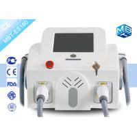Wholesale Skin Rejuvenation / Whiten Skin OPT Hair Removal ICE SHR Equipment 2400w from china suppliers