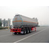 Wholesale 48000L-3 Axles-Aluminum Tanker Semi-Trailer for methylmethane from china suppliers