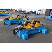 Wholesale Hydraulic Self Centering Pipe Welding Rotator For Welding Tank Vessel Boiler Fabrication from china suppliers