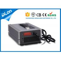 Wholesale led displayer 24 volt 48 volt 36 volt forklift battery charger with ce & rohs certification from china suppliers