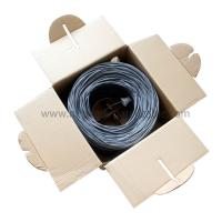 Wholesale HDPE / LDPE Indoor Cat5E UTP Cable 4Pr 24Awg Cca Good Performance from china suppliers