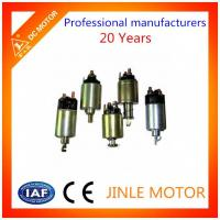 Wholesale 24 Volt  / 12 Volt Solenoid Switch In Starter Motor For Automobile CE Rohs CQC from china suppliers