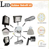 Wholesale ETL CE Ul listed 60w 80w 100w 120w E40 led retrofit kits from Shenzhen China from china suppliers