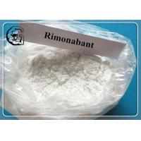 Wholesale Rimonabant / Acomplia Fat Burning Hormones And Smoking Cessation from china suppliers