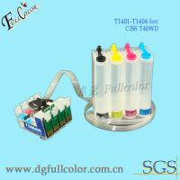 Wholesale Ciss Continuous ink supply system compatible for 4 color Epson T40WD printer from china suppliers