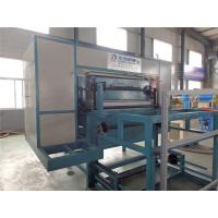 Wholesale Rotary Type Pulp Molding Machine , Egg Tray Forming Machine from china suppliers