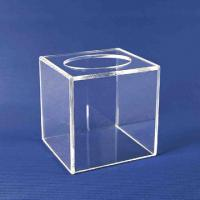 Wholesale Clear Acrylic Tissue Box from china suppliers