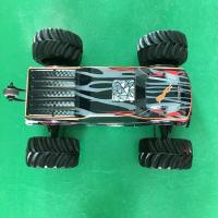 4WD Wheel Brushless Onroad RC Cars High CG With 310mm Wheelspan , 2500KV 3670 Motor
