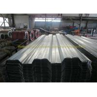 Wholesale 600mm / 688mm Waterproof Steel Floor Decking Sheet For Steel Structure from china suppliers