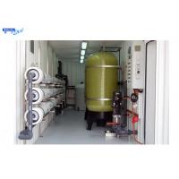 Wholesale Portable Mobile Reverse Osmosis System International 20FT Container from china suppliers