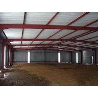 Wholesale Shearing, Sawing Hot dip galvanized structural steel framing beam design long span from china suppliers