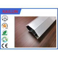 Wholesale Anodized Aluminium Frame Profile for  AHU System / Hygienic Air Handling Units from china suppliers