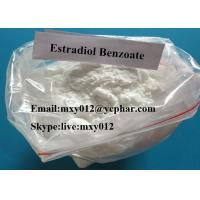 Wholesale White Powder Female Steroids Hormonal Contraception Estradiol Benzoate from china suppliers