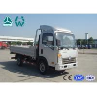 Wholesale 7.5 Ton Diesel light duty trucks Lorry Transport With Air Deflector from china suppliers
