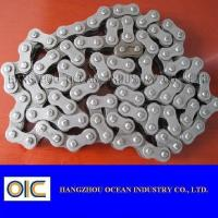Wholesale Four-Side Rivet Motorcycle Roller Chain 420 428 428H 520 530 630 from china suppliers