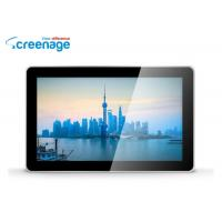 Wholesale Wall mounted Android Touch Screen Monitor , touchscreen monitor with android from china suppliers