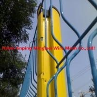Quality 3D PVC Curvy Welded Garden Mesh Fencing for sale