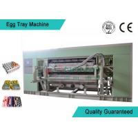 Wholesale Fully Auto Molded Plastic Tray Making Machine For Egg Tray / Egg Carton / Seeding Cup Production Line from china suppliers